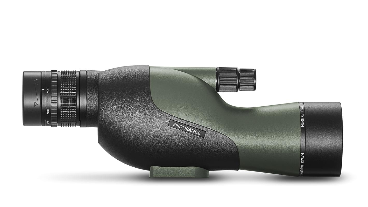 Hawke endurance 12 36x50 straight spotting scope