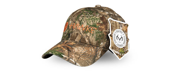Realtree Camo Cotton Twill Cap